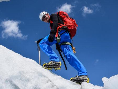 Seilschaftscoaching für Gletscher- und Hochtouren
