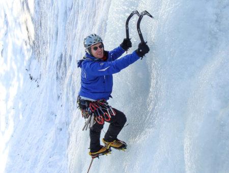Eisklettern mit Bergführer | Weltweit