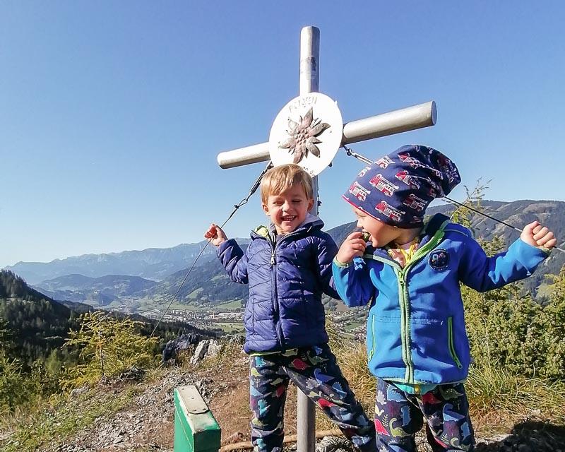 Geführte Wanderung für die ganze Familie in der Steiermark_Alpinschule Bergpuls1