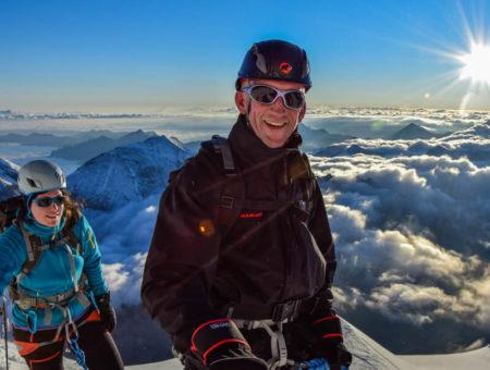 Großglockner Normalweg | mit Bergführer