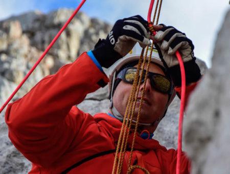Selbst- & Kameradenrettung | Klettern