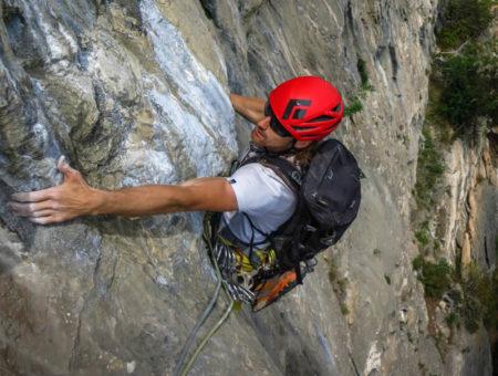 Klettern in Arco Gardasee | mit Bergführer