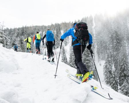 Lawinenseminar für Fortgeschrittene   Steiermark
