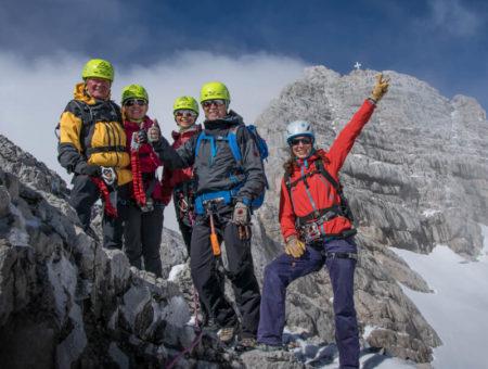 Dachstein Normalweg | mit Bergführer