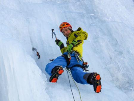 Eisklettern mit Bergführer | Österreich