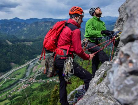 Klettern im Grazer Bergland | mit Bergführer