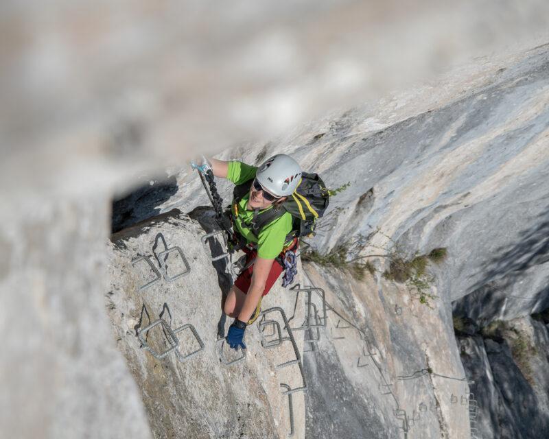 Klettersteigkurs für Anfänger, Steiermark Gesäuse Österreich, Alpinschule bergpuls0