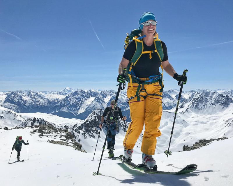 Skihochtour Silvretta_Piz Buin_Alpinschule BERGPULS_©Rene Guhl1