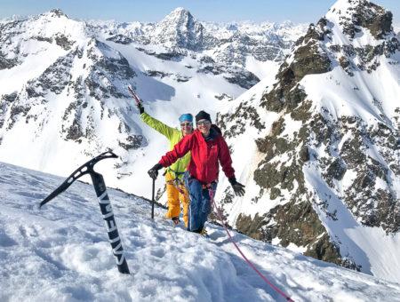 Silvretta Skidurchquerung | mit Bergführer