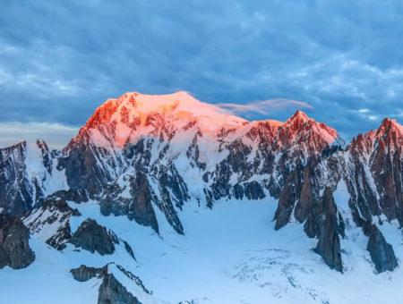 Skitour Mont Blanc | mit Bergführer
