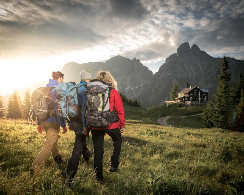 Geführte Wanderung im Gesäuse | c_Stefan Leitner