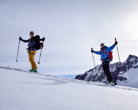 Haute Route mit Bergführer