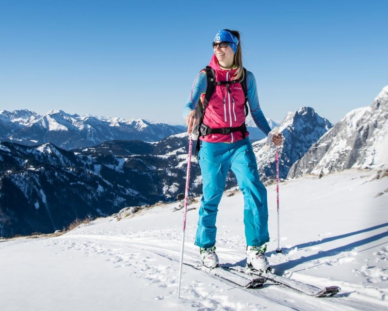 Schnupperskitour Alpinschule BERGPULS2