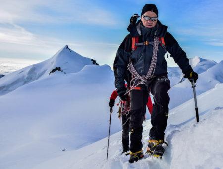 Alphubel, Dom & Dufourspitze | mit Bergführer