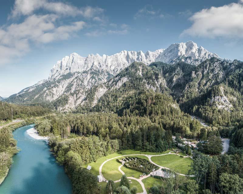 Alpinklettern-am-Dachstein-mit-Bergführer-von-Alpinschule-BERGPULS | c_Stefan Leitner
