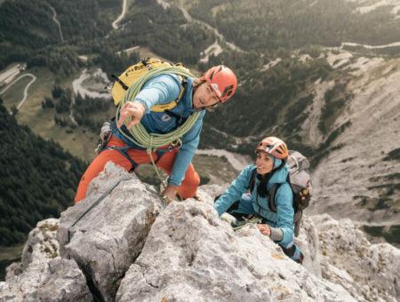 Klettern im Gesäuse | mit Bergführer