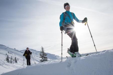 Skitour mit Bergführer   Steiermark