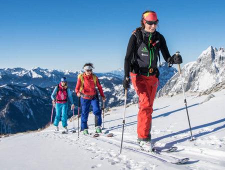 Skitouren-Wochenende mit Bergführer | Steiermark