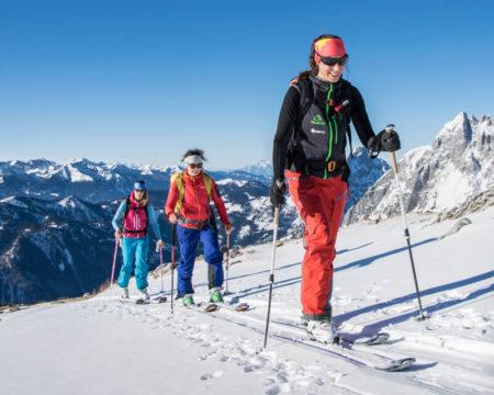 Skitouren-Wochenende mit Bergführer   Steiermark