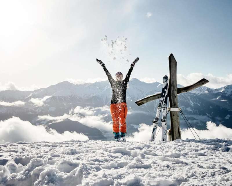 Skitourenkurs für Anfänger-Alpinschule BERGPULS17
