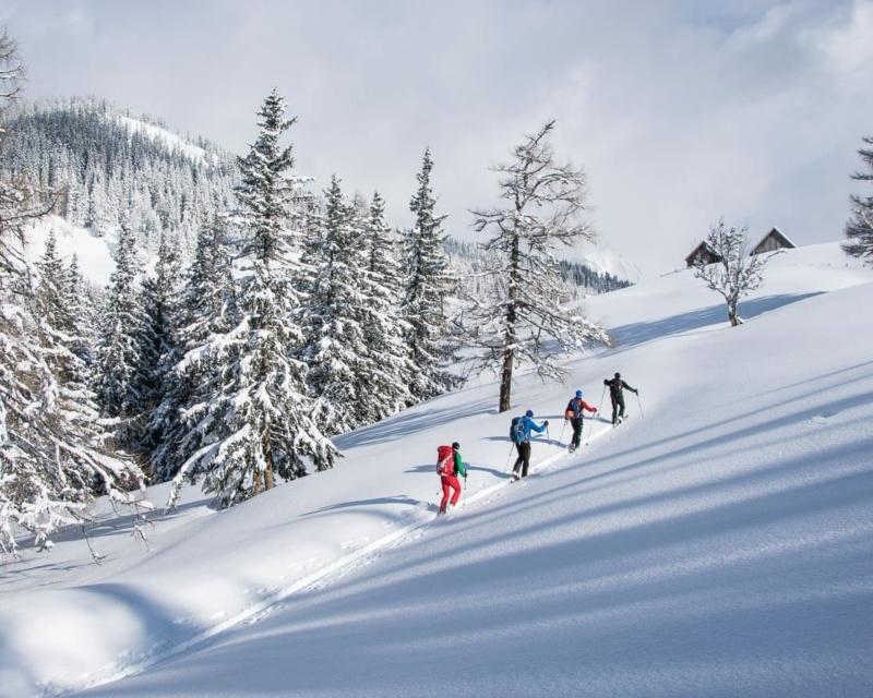 Skitourenkurs für Anfänger-Alpinschule BERGPULS5
