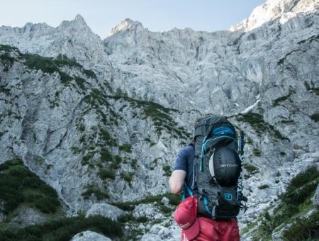 Jahn Zimmer, Hochtor Nordwand | mit Bergführer