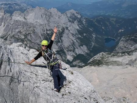Niederer Dachstein Nordwestgrat | mit Bergführer