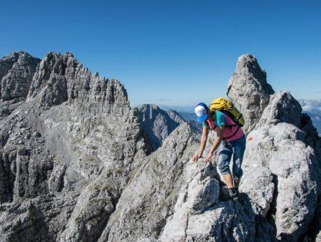 Große Gesäuse-Überschreitung | mit Bergführer
