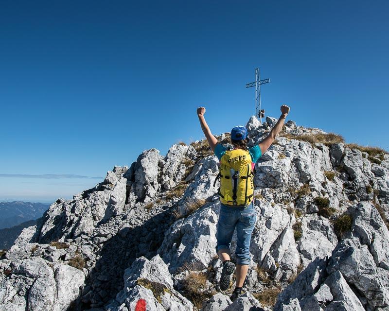 Gesäuse-Überschreitung_Kleiner Ödstein-Ödstein-Hoichtor-Dachl-peternschartenkopf-Planspitze_mit Bergführer_Alpinschule_Bergpuls_Steiermark7