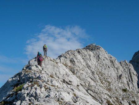 KIRCHENGRAT, Großer Ödstein | mit Bergführer