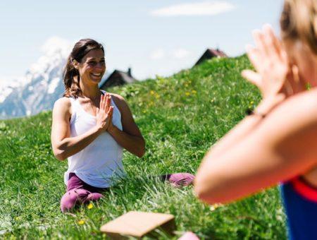 Forrest Yoga und Wandern im Toten Gebirge | Steiermark