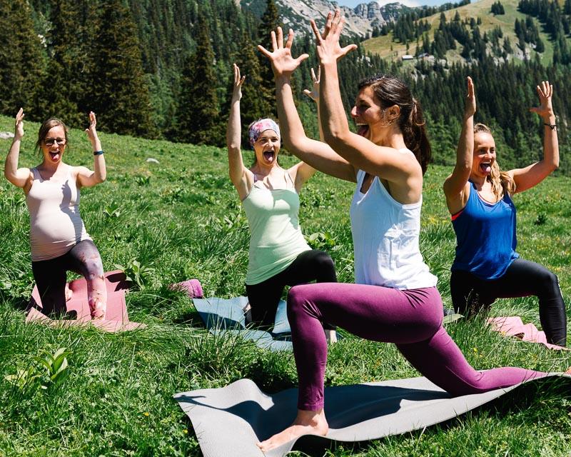 Lisa Guhl Forrest Yoga
