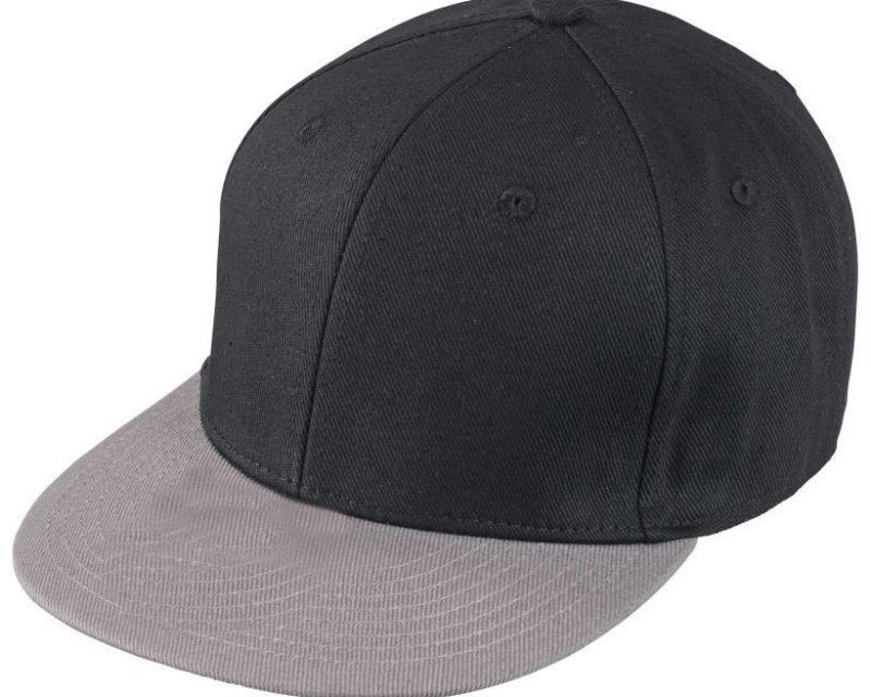 Kappe Bergpuls, grau schwarz