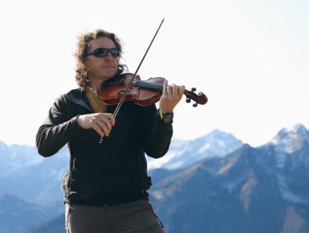 Wanderung mit Geigenkonzert über das Warscheneck-Plateau